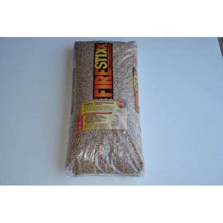 Lot de 5 sacs de pellets